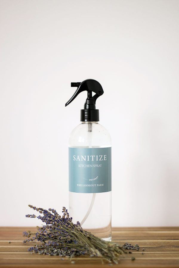 Sanitize Kitchen Spray