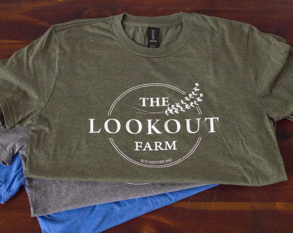 The Lookout Farm T-Shirt