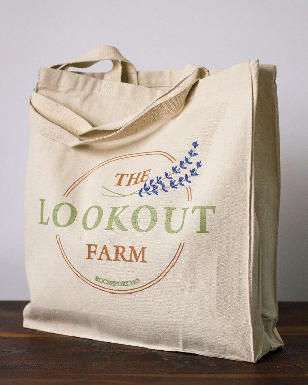 The Lookout Farm Tote Bag